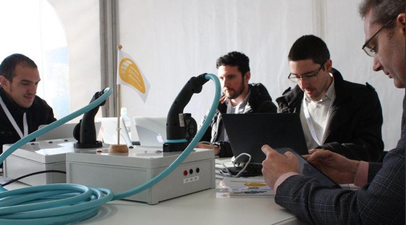 Equipe mobilité trialog developpe OCPP 2.0