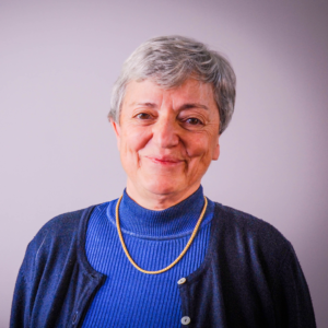 Madeleine Francillard trialog monitoring committee's chairman