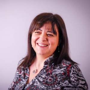 Marie Mateos director of Social and health unit