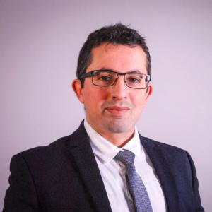 Mourad Tiguercha directeur des activités mobilité électrique et Cyber-sécurité