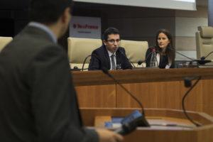 Mourad Tiguercha, responsable des BU mobilité électrique et cybersécurité chez Trialog